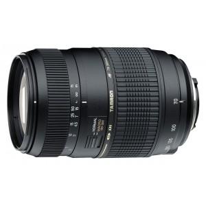 Tamron AF 70-300mm F/4-5.6 Di LD MACRO 1:2 para Nikon