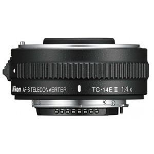 Nikon AFS teleconvertidor TC-14E III
