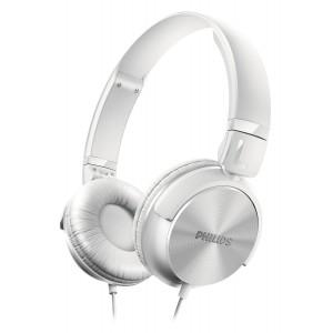 Auriculares Philips SHL3060 blanco