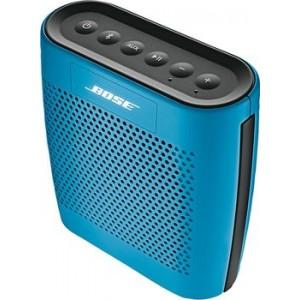 Altavoces Bose Soundlink Colour Azul