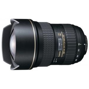 Tokina 16-28mm f2.8 pro fx para Nikon