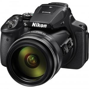 Nikon Coolpix P900 negra