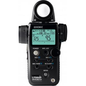 Fotómetro Digital Sekonic L-758CINE