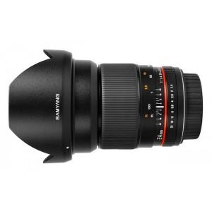 Samyang 24mm f/1.4 ED AS IF UMC AE para Nikon