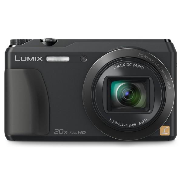 Panasonic Lumix DMC-TZ57 negro