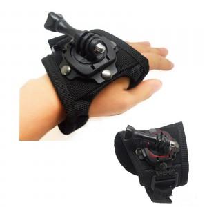 Soporte Muñequera tipo guante para Gopro Hero modelo GP-BM129