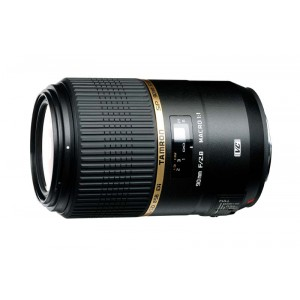 Tamron SP 90mm F/2.8 Di VC USD MACRO 1:1 para Canon