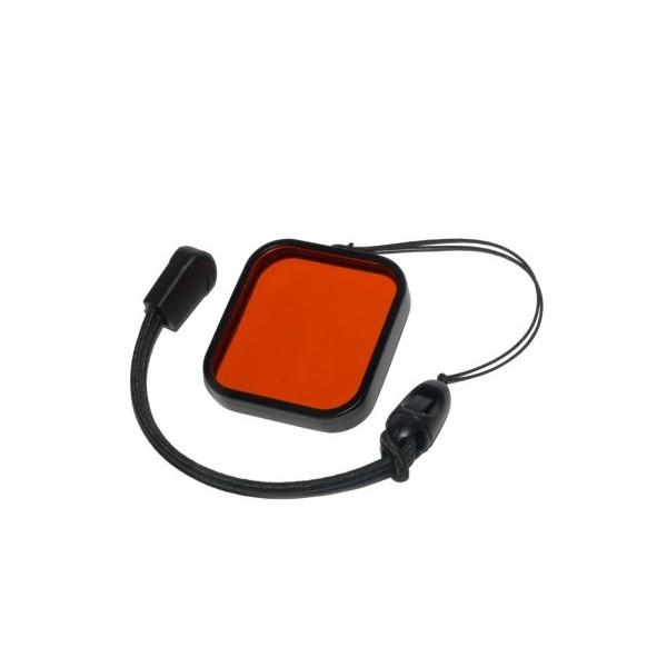 Filtro rojo de buceo para Gopro modelo GP-BM159