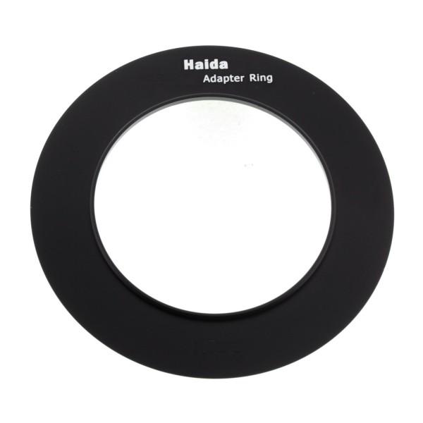 Anillo adaptador Haida de metal para portafiltros Serie 83 de 72mm