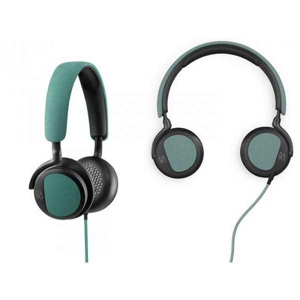 Cascos BeoPlay (Bang & Olufsen) H2 Verde