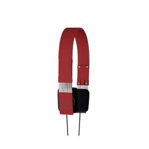Cascos BeoPlay (Bang & Olufsen) Form 2i rojo