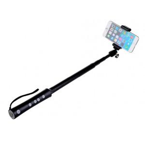 Palo de selfie + mando a distancia + Powerbank