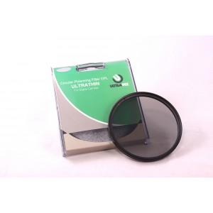 Filtro Circular Polarizado (CPL) 62MM Ultrapix