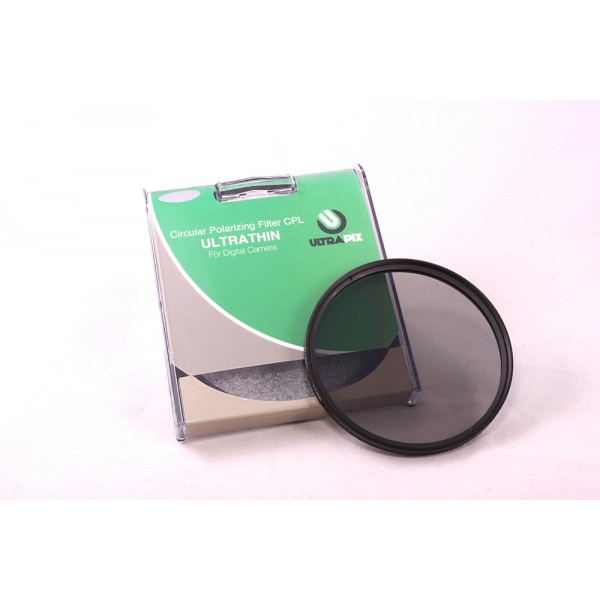 Filtro Circular Polarizado (CPL) 77MM Ultrapix