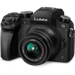 Panasonic Lumix DMC-G7KEC-K