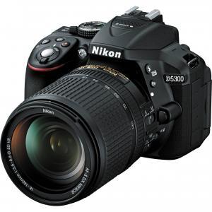 Nikon D5300 + AF-S 18-140mm VR