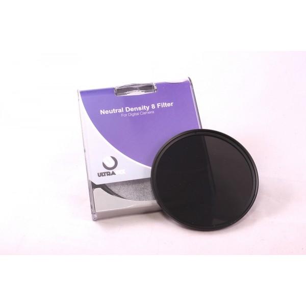 Filtro densidad neutra ND8 72MM Ultrapix