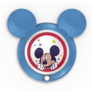 Luz nocturna con sensor Phlips Disney Mickey