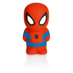 Lámpara portatil philips marvel spiderman