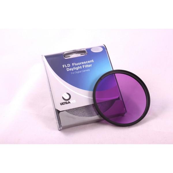 Filtro FLD Fluorecente daylight 77MM Ultrapix