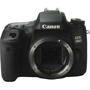 Cámara Réflex Canon EOS 760d CUERPO