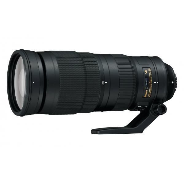 Nikkor AF-S 200–500mm f/5.6E ED VR