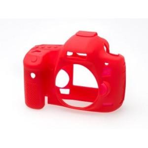 Easycover para Canon EOS 5D Mark III (Rojo)