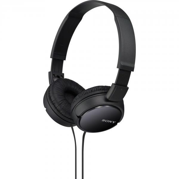 Cascos Sony MDR-ZX110 Negro